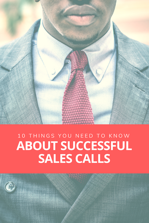 10 Tips for Successful Sales Cales